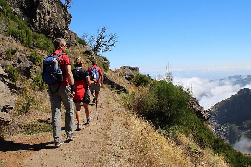 Zu Fuss Albanoaktiv Auf Madeira